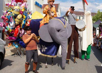 Riesen zirkus
